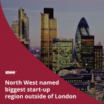 North West named as the biggest start-up region outside of London